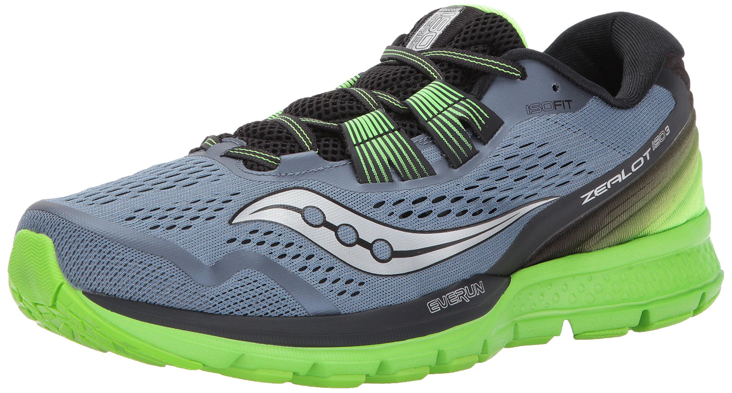Saucony Men's Zealot Iso 3 Running-Shoes by Saucony