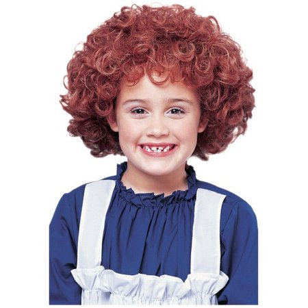 Child Annie Orphan Wig - Annie Wig