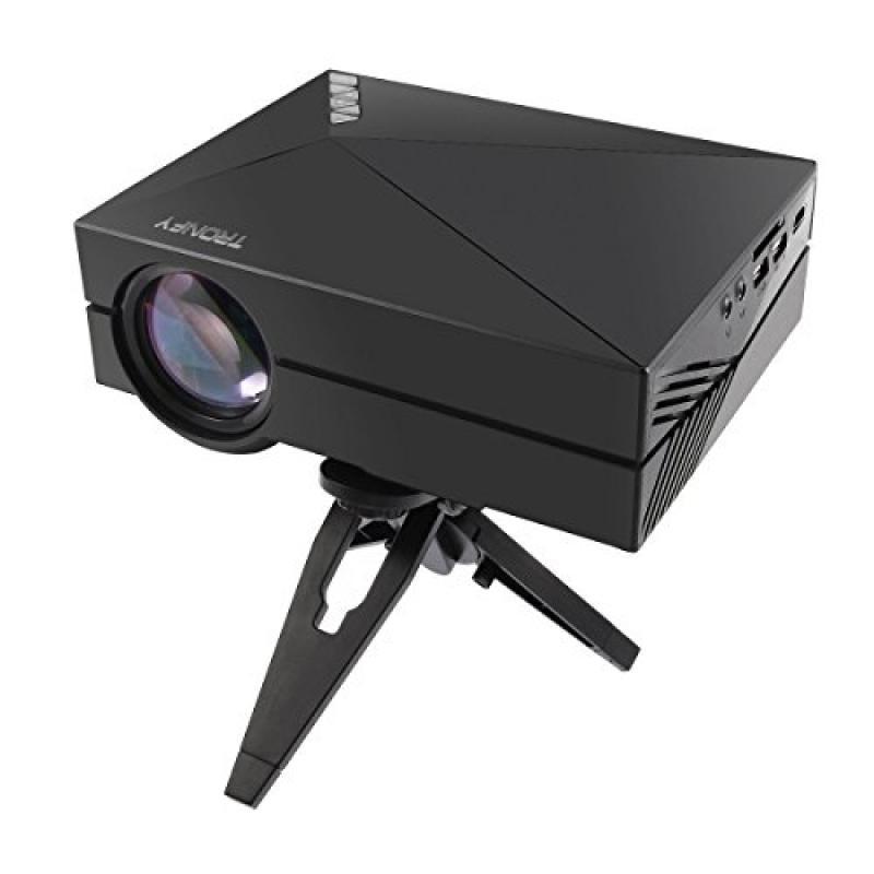 FAVI S1 LED LCD (WVGA) Mini Video Projector - Internation...