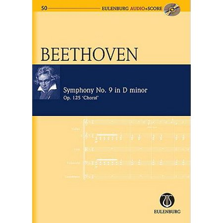 Symphony No. 9 in D Minor/ d-Moll Op. 125 (Symphony No 9 In D Minor Choral)