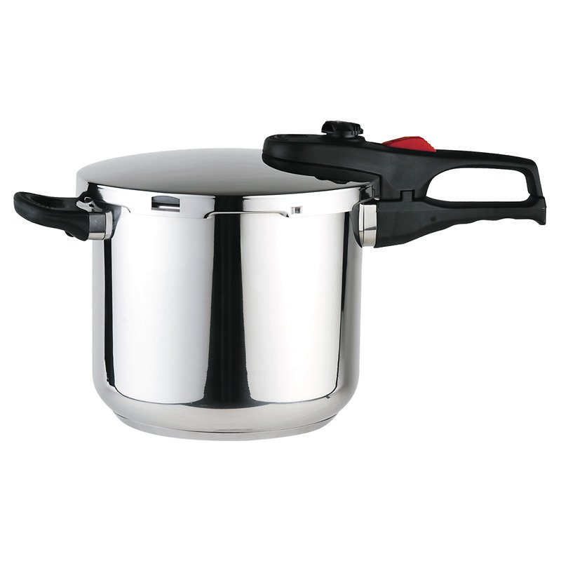 Magefesa Practika Plus Stainless Steel 3.3 qt. Pressure Cooker
