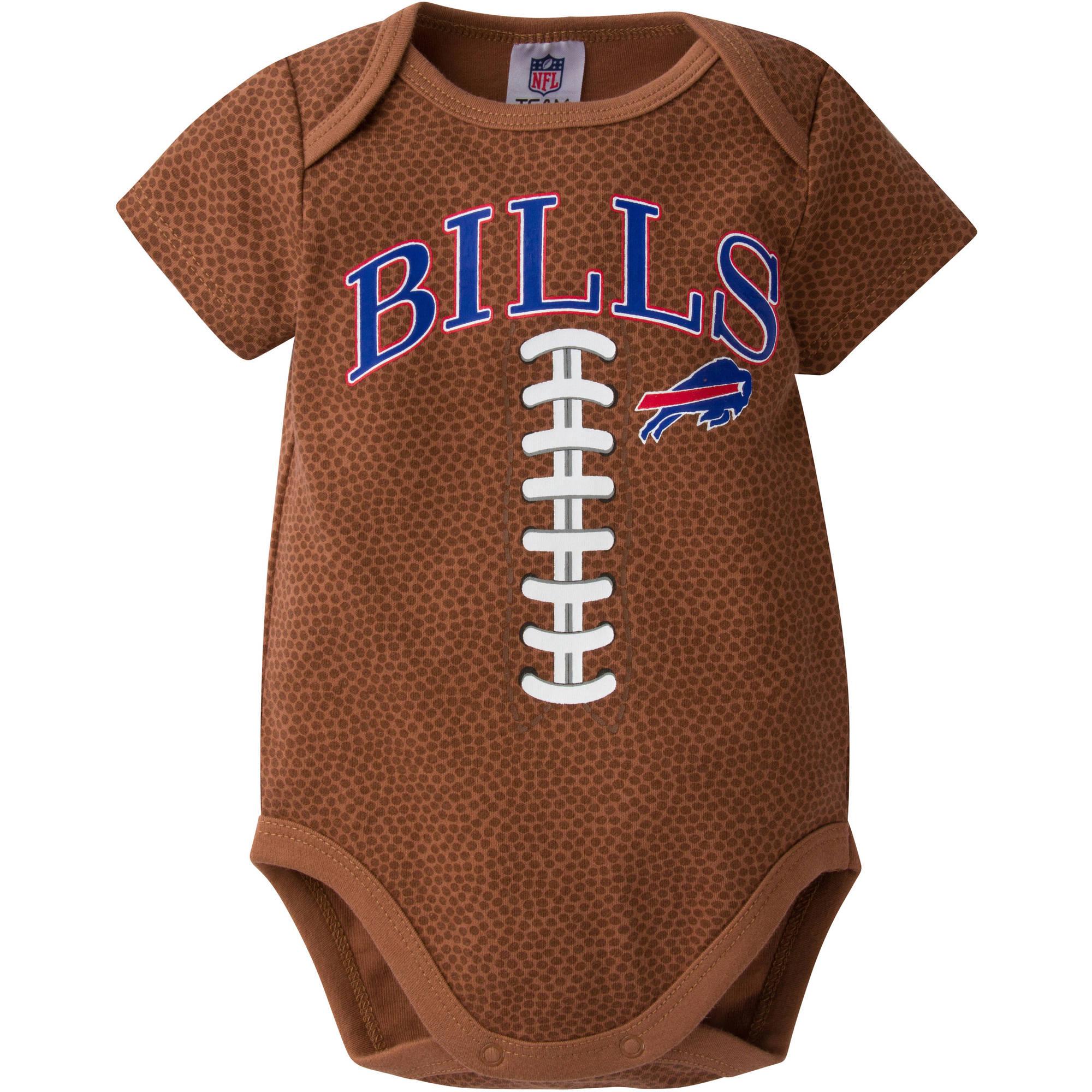 NFL Buffalo Bills Baby Boys Football Print Bodysuit