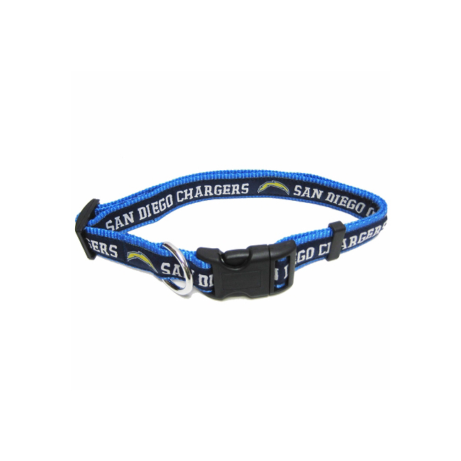 San Diego Chargers Collar Large