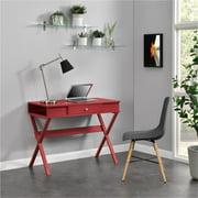 Ameriwood Home Campaign Desk, Multiple Colors