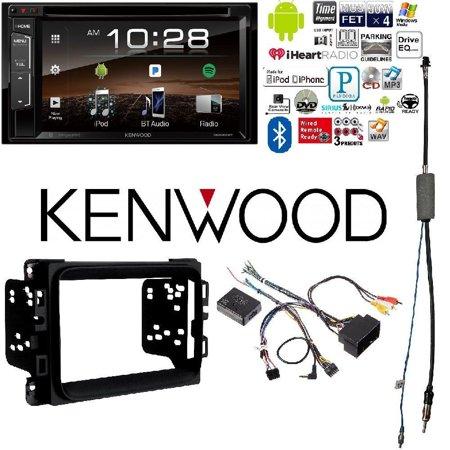 Kenwood 2Din DDX25BT 6.2