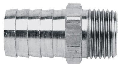 Midland Metals 5 8 Hose x 1 2 Pipe Male Hose Barb 32020 by MIDLAND METALS