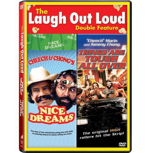 The Laugh Out Loud Double Feature: Cheech And Chong's Nice Dreams / Things Are Tough All Over (Anamorphic Widescreen)