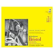 Strathmore Bristol Paper Pad, 300 Series, Regular, 19in x 24in