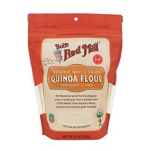 Flours & Meals: Bob's Red Mill Organic Quinoa Flour