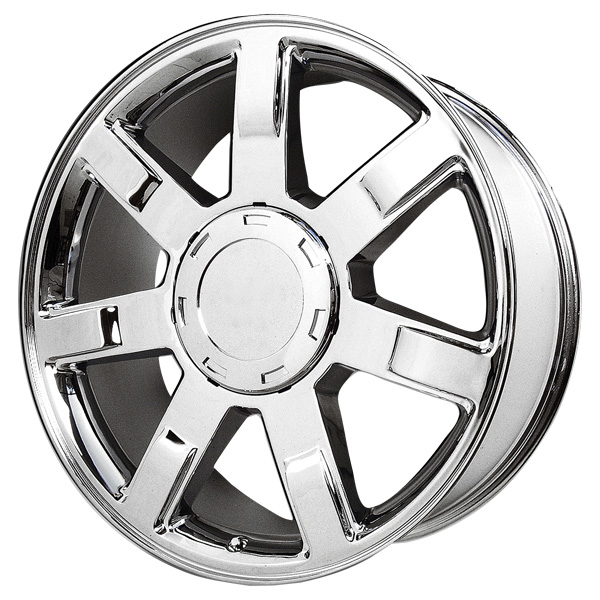 "22"" Inch Replica V1158 Escalade 22X9 6x139.7(6x5.5"") +31mm Chrome Wheel Rim"