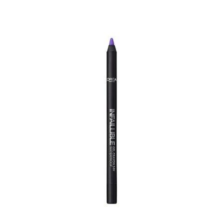 L'Oreal Paris Infallible Gel Crayon Eye Liner, 114 Plum Avenue,