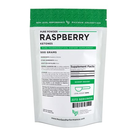 Raspberry Ketones Powder 500g (1.1lb) -Pharmaceutical