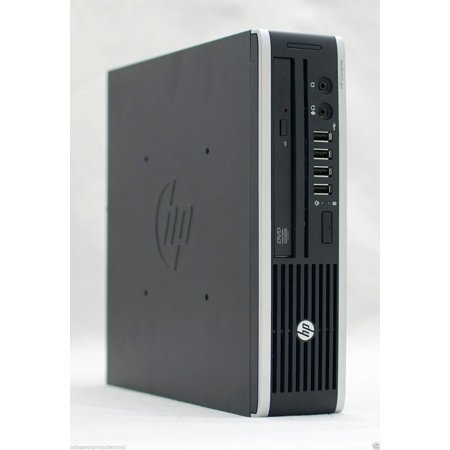 Refurbished HP Compaq 8300 Elite Ultra Slim Desktop PC, Intel Core i5 2.90GHz, 4
