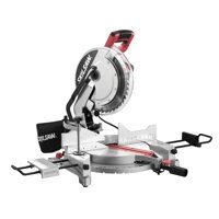 SKIL 12-Inch Quick Mount Compound Miter Saw with Laser, 3821-01