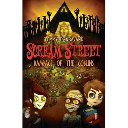 Scream Street: Rampage of the Goblins - Ghosts And Goblins Stories For Halloween