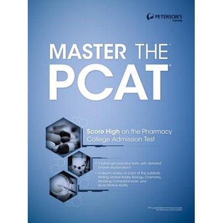 Master the PCAT - eBook