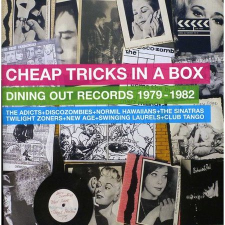 Cheap Tricks in a Box: Dining Out Records 79-82 - Cheap Tricks in a Box: Dining Out Records 79-82 [CD]