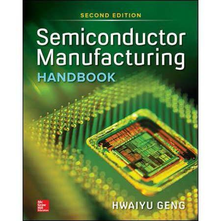 Semiconductor Manufacturing Handbook
