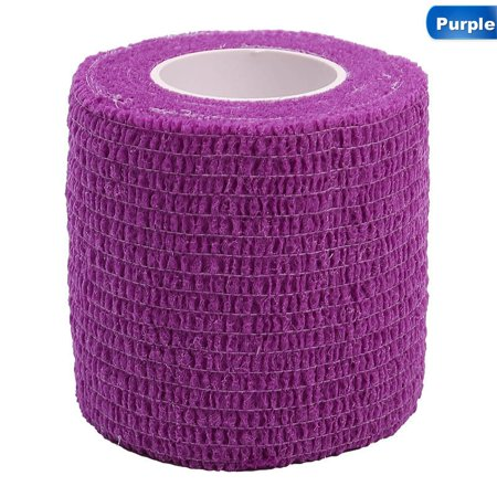 KABOER 1Pc Self-Adhesive Elastic Bandage Sports Bandages Breathable Finger Ankle Tape Exercise Joint Protector Knee Pads