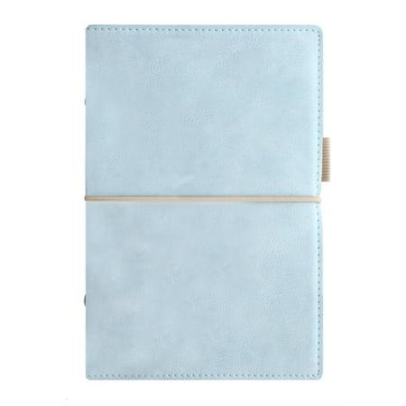 Filofax Domino Soft Personal Pale Blue
