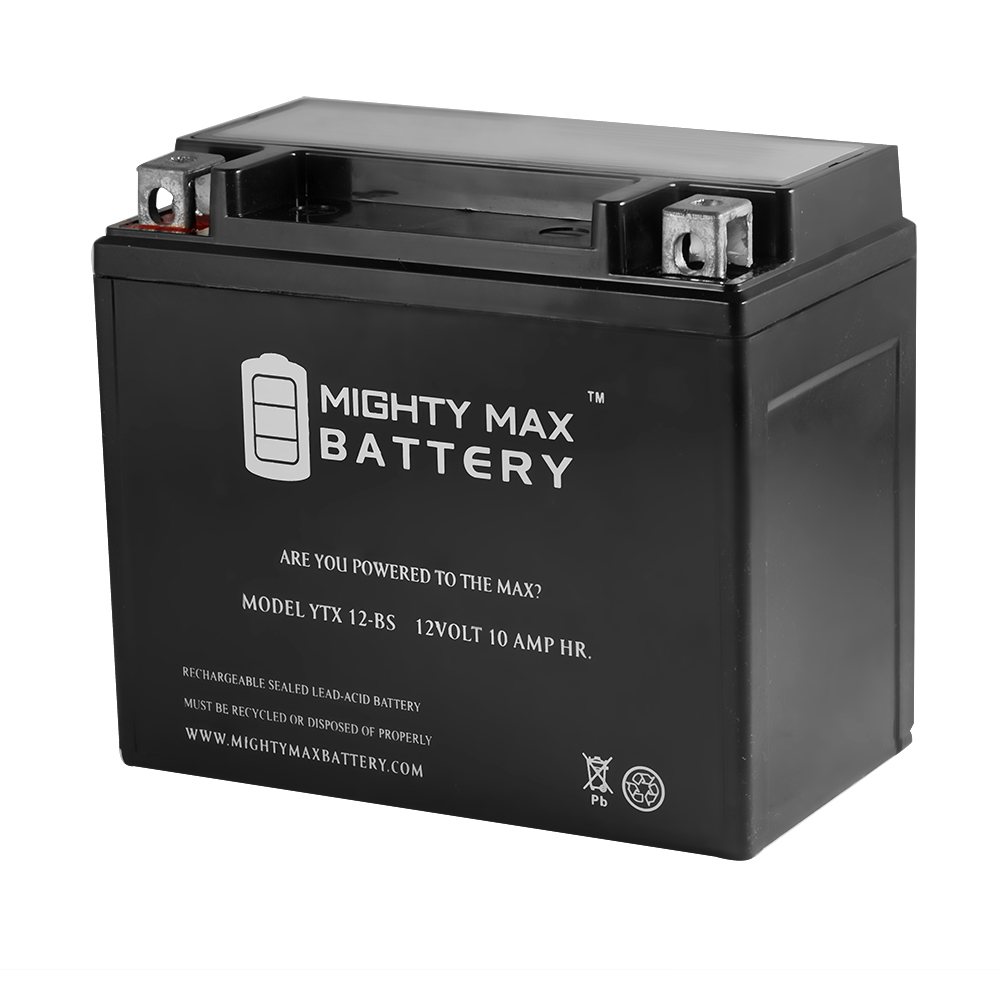YTX12-BS 12V 11AH Battery for Piaggio (Vespa) LX150 4T 2012