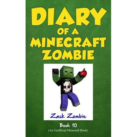 Diary of a Minecraft Zombie Book 10 : One Bad Apple (Zombie 1)