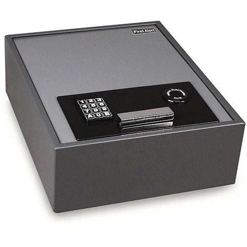 First Alert 2079F .67 Cubic Foot Top-Opening Anti-Theft Digital Safe