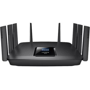 Linksys Max-Stream EA9400 AC5000 IEEE 802.11ac Ethernet Wireless Router