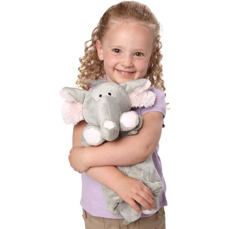 Animal Planet 3-in-1 Travel Buddy Pillow and Blanket, Elephant