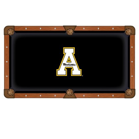 - Appalachian State Pool Table Cloth 9' w/ Mountaineers Logo by Hainsworth