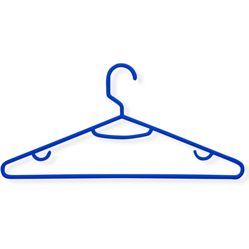 Honey Can Do Recycled Plastic Hangers, 60pk