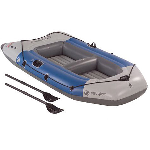 Sevylor 3-Person Colossus Boat with Oars