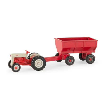1/64 Ford Golden Jubilee with Flarebox Wagon, 1/64 Ford Golden Jubilee with Flarebox Wagon By