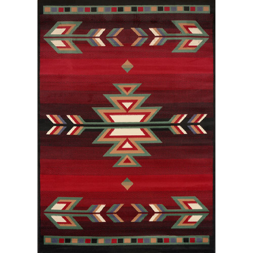 Home Dynamix Premium Collection 7053-450 Area Rug, Black by Home Dynamix