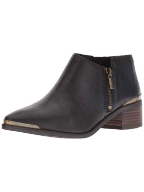Lucky Brand Womens Koben Leather Pointed Toe Ankle Fashion Boots
