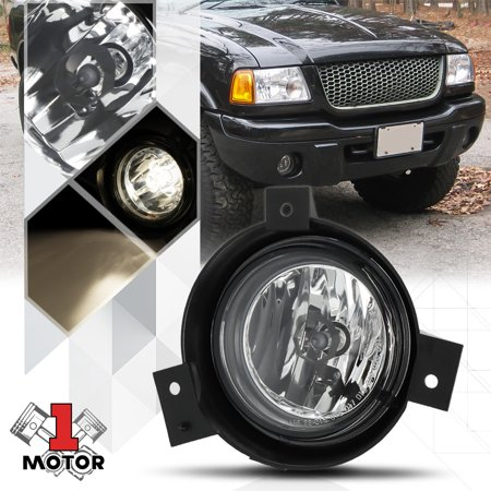 LH Driver Side OE Style Replacement Fog Light Bumper Lamp for 01-03 Ford Ranger 02