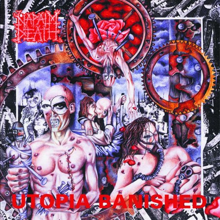 Napalm Death Utopia Banished Vinyl Walmart Com