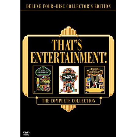 That's Entertainment Trilogy Giftset (Full Frame, Widescreen) - Michael And Kelly Halloween Special