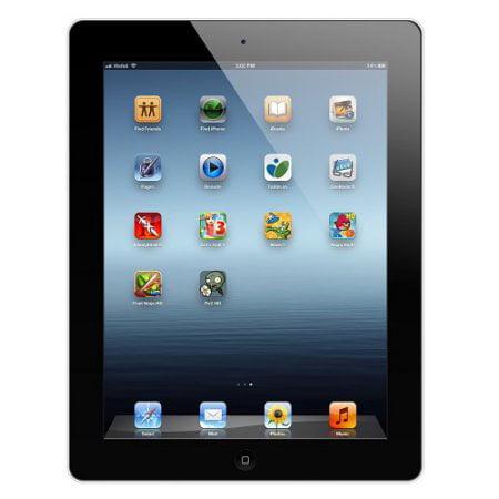 Apple iPad 2 with Wi-Fi 32GB - Black MC770LL/A (2nd generation) - Refurbished ()
