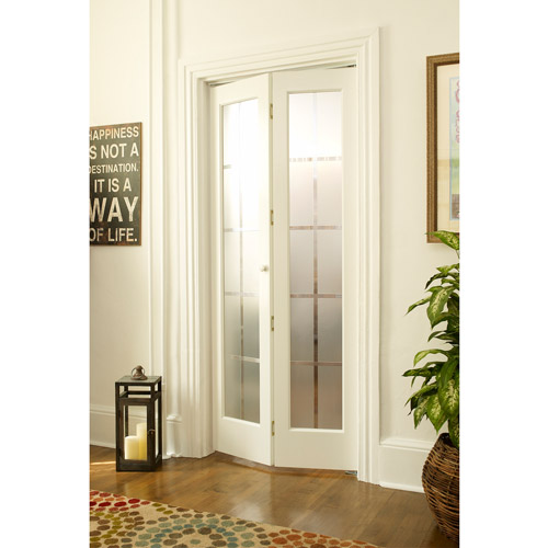 AWC 373 Mission Glass Bifold Door