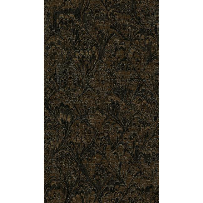 Crypton Glam 87 Woven Jacquards Fabric, Chestnut