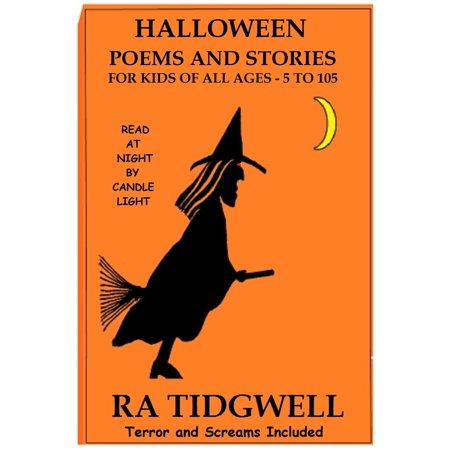 Halloween Poems and Stories for Kids of All Ages - eBook](Poems For Halloween)