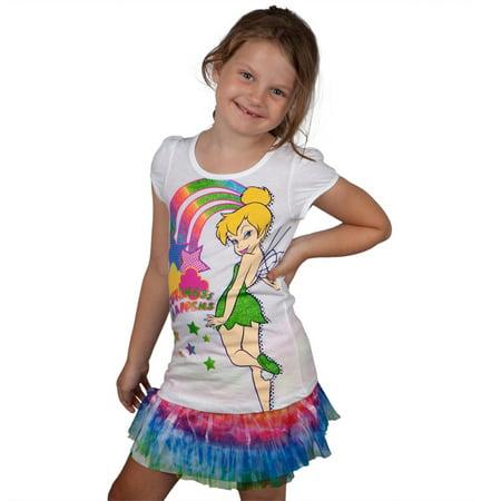Tinkerbell - Cuteness Happens Girls Juvy Skirt Set
