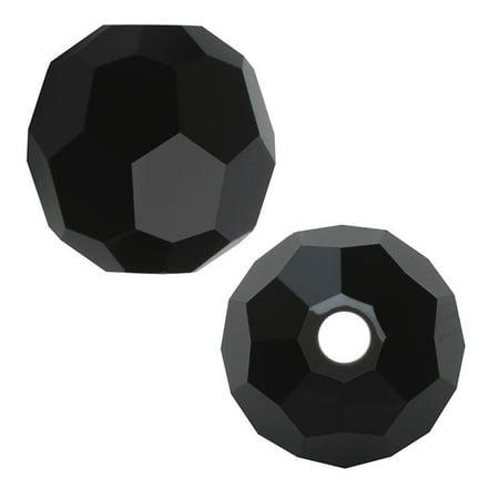 Swarovski Crystal, #5000 Round Beads 2mm, 20 Pieces,