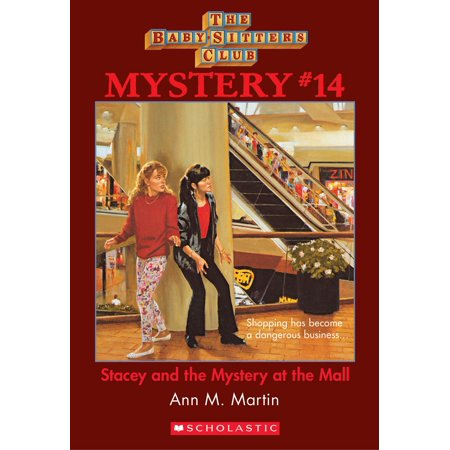 The Baby-Sitters Club Mystery #14: Stacey and the Mystery At the Mall - eBook