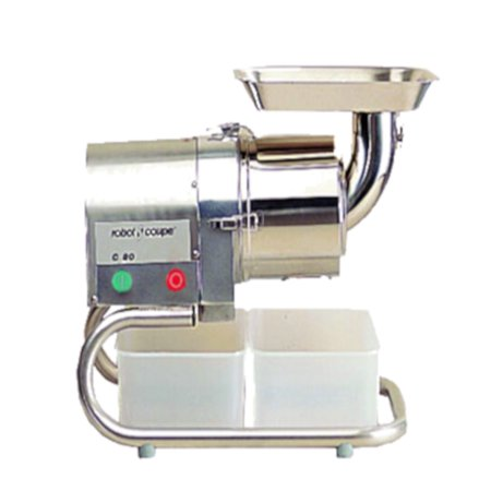 Robot Coupe C80 Stainless Steel Continuous Feed Floor Juicer
