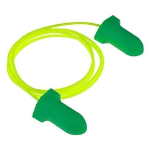 Radians Wing Foam Earplugs - Corded - 1pc 10Pack