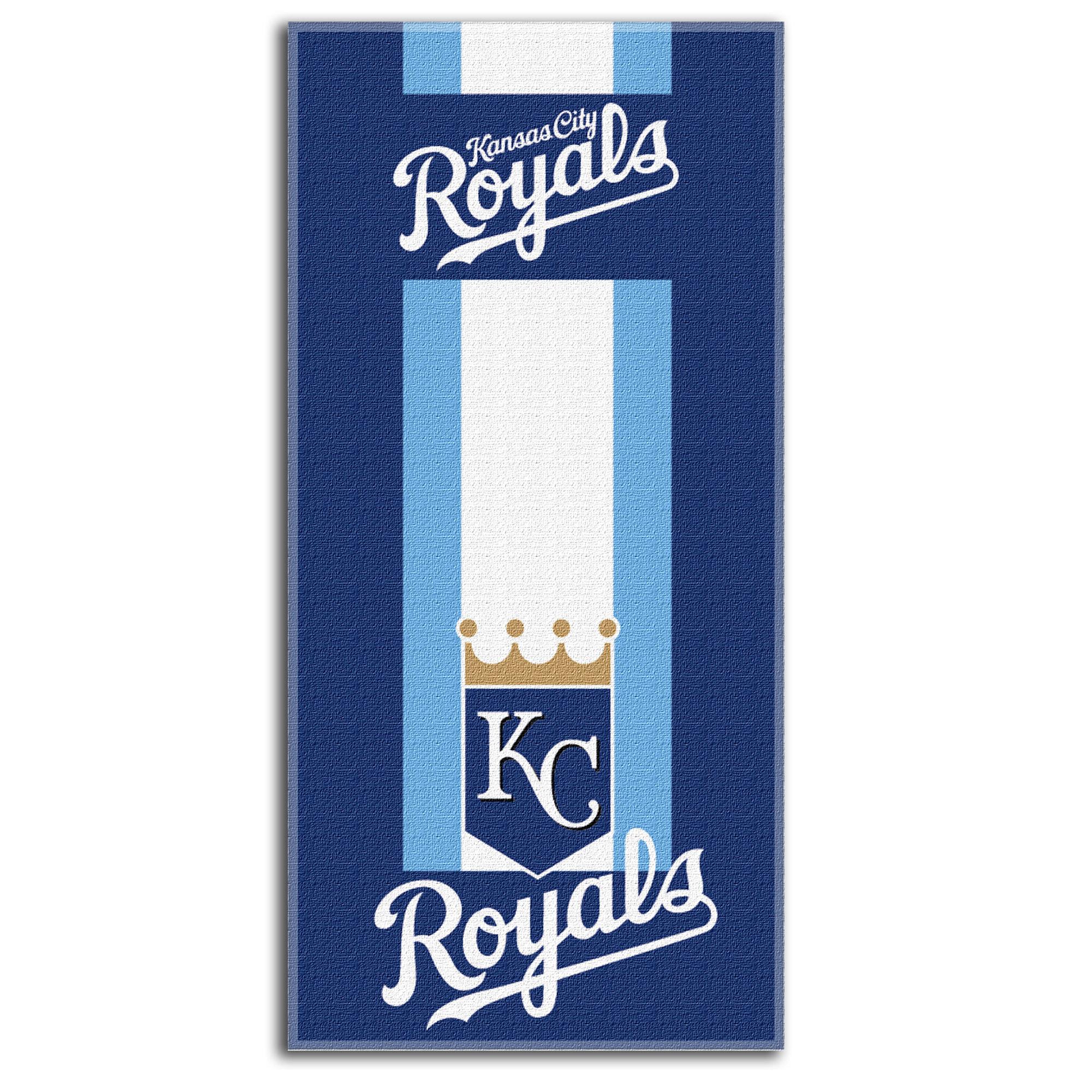 Kansas City Royals The Northwest Company Zone Read Beach Towel - No Size