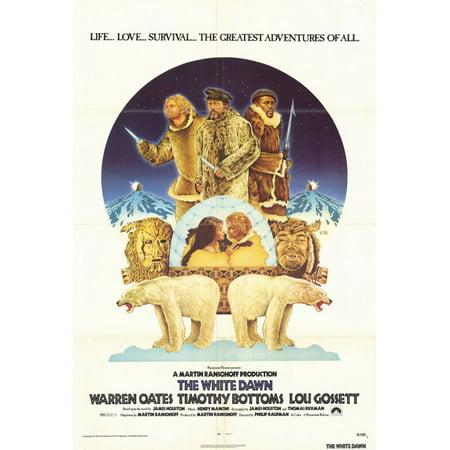 The White Dawn Poster Movie  27X40