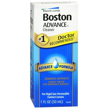 Bausch & Lomb Boston Advance Cleaner 1 oz (Pack of - Boston Advance Cleaner